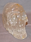 SOLD 6.4 Pound Clear Quartz Crystal Skull