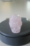 SOLD OUT 8.8 Ounce Sha Na Ra Charged Rose Quartz Skull